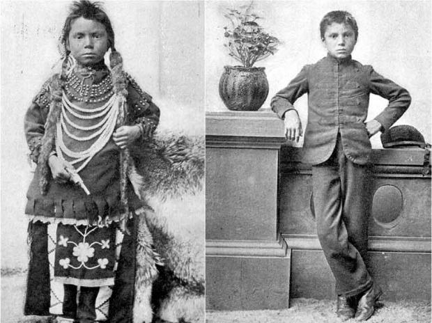 Narratives of 'Response to Learning about Indigenous Residential School Systems' in Canada